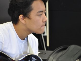 David Cheon, Guitar, Kitchener, ON