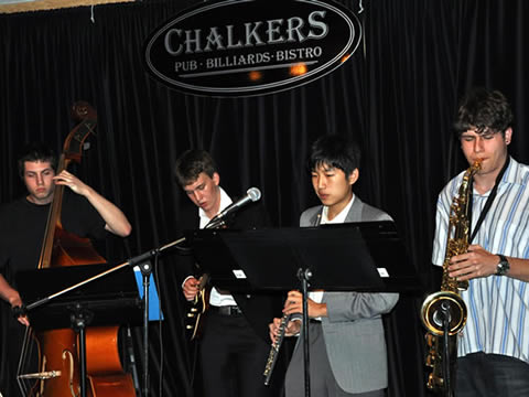 2010 NYJC Ensemble at Chalkers