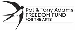 Pat & Tony Adams Freedom Fund for the Arts
