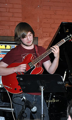 Zachary Stuckey - Guitar - Mississauga, ON