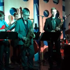 Youth Jazz Combo at Paint Box Bistro